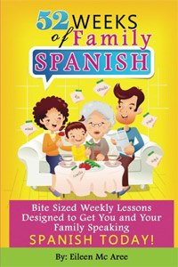 52 Weeks of Family Spanish is one of today's free language-related Kindle books.