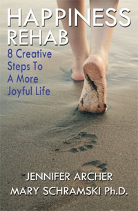 Happiness Rehab: 8 Creative Steps to A More Joyful Life is today's highest-rated free nonfiction book.