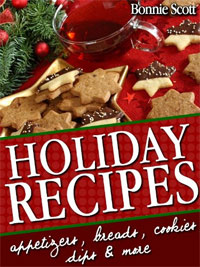 Holiday Recipes: 150 Easy Recipes and Gifts From Your Kitchen is today's highest-rated free/recipe book.