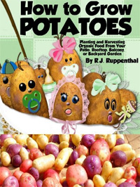 How to Grow Potatoes is one of today's highest-rated free food/recipe books.