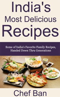 India's Most Delicious Recipes is today's highest-rated free food/recipe book.