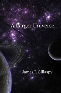 A Larger Universe, a sci-fi novel, is today's highest-rated free book for young adults.