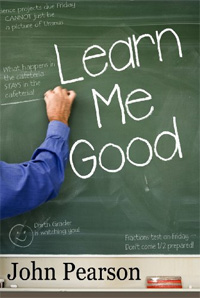With nearly 200 reviews, Learn Me Good is today's highest-rated free fiction book.