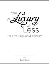 Luxury of Less: The Five Rings of Minimalism is today's highest-rated free nonfiction book.
