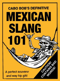 Mexican Slang 101 is one of today's free language books.