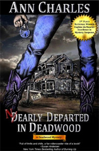 With over 300 reviews, Nearly Departed in Deadwood (Deadwood Humorous Mystery Series #1) is today's highest-rated free fiction book.