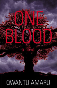 One Blood, a horror/thriller novel, is today's highest-rated free fiction book.