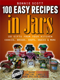 With 100+ reviews, 100 Easy Recipes In Jars is today's highest-rated free food/recipe book.