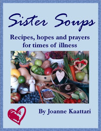 Sister Soups: Recipes, Hopes and Prayers for Times of Illness is today's highest-rated free food/recipe book.
