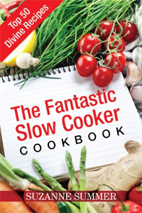 The Fantastic Slow Cooker Cookbook is today's highest-rated free food/recipe book.