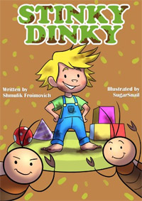 Children's Book: Stinky Dinky is today's highest-rated free book for young kids.