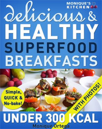 52 Delicious & Healthy SUPERFOOD Breakfasts Under 300 Calories - Simple, Quick & No-Bake! is today's highest-rated free food/recipe book.