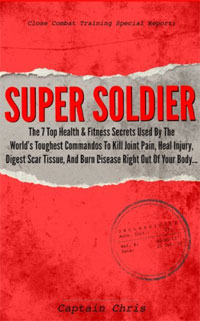 Super Soldier - The 7 Top Health & Fitness Secrets Used By The World's Toughest Commandos is today's highest-rated free nonfiction book.