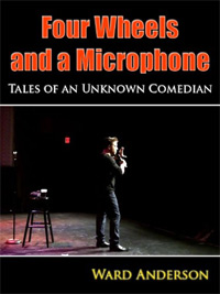 One of today's highest-rated free nonfiction books is Four Wheels and a Microphone: Tales of an Unknown Comedian.