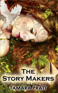 The Story Makers is today's featured free book for young adults.