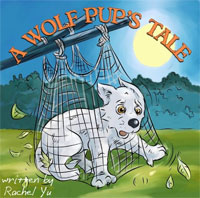 A Wolf Pup's Tale is today's highest-rated book for young kids.