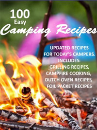 100 Easy Camping Recipes is today's highest-rated free food/recipe book.