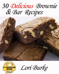 30 Delicious Brownie & Bar Recipes is today's highest-rated free food/recipe book.