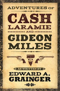 Adventures of Cash Laramie is today's highest-rated free fiction book.