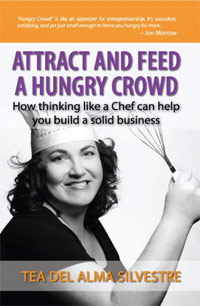 Attract and Feed a Hungry Crowd: How Thinking Like a Chef Can Help You Build a Solid Business is today's highest-rated free nonfiction book.