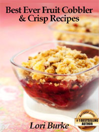 Best Ever Fruit Cobbler & Crisp Recipes (Best Ever Recipes Series) is today's highest-rated free food/recipe book.
