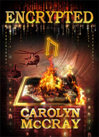 Encrypted: An Action-Packed Techno-Thriller is today's highest-rated free fiction book.