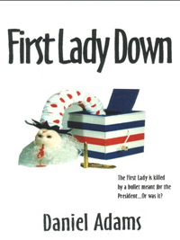 First Lady Down is today's highest-rated free fiction book.