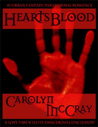 HeartsBlood: A Paranormal Romance/Urban Fantasy Thriller is today's highest-rated free fiction book.