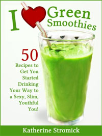 I Love Green Smoothies - 50 Recipes To Get You Started Drinking Your Way to a Sexy, Slim, Youthful You! is today's highest-rated free food/recipe book.