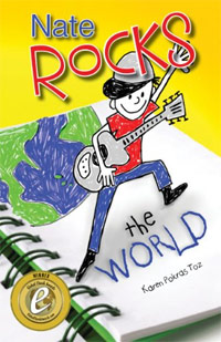 Nate Rocks the World is today's highest-rated free book for young people.