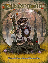 Fantasy tale Nimentoad is today's highest-rated free book for young people.