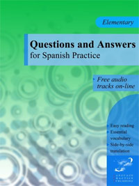 Questions and Answers for Spanish Practice is one of today's free language books.