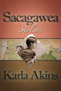 Sacagawea: Stolen! is one of today's highest-rated books for young people.