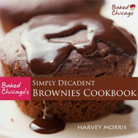Baked Chicago's Simply Decadent Brownies Cookbook is today's highest-rated free food/recipe book.