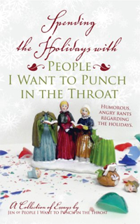With more than 200 reviews, Spending the Holidays with People I Want to Punch in the Throat is today's highest-rated free nonfiction book.