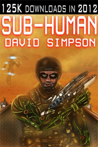 Sub-Human (Book 1) (Post-Human Prequel) is today's highest-rated free book for young adults.