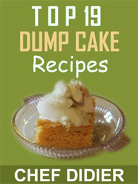 Top 19 Dump Cake Recipes is today's highest-rated free food/recipe book.