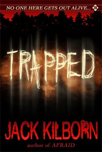 Trapped - A Novel of Terror is today's highest-rated free fiction book.