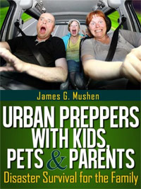 Disaster Preparedness: Urban Preppers with Kids, Pets & Parents is today's highest-rated free nonfiction book.