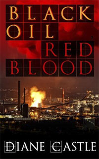 Legal thriller Black Oil, Red Blood is today's highest-rated free Kindle book.