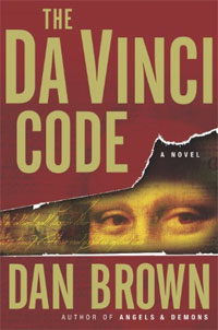 The Da Vinci Code is one of today's free Kindle books.