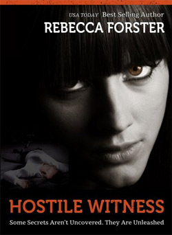 Legal thriller Hostile Witness is today's highest-rated free book.