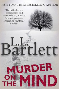 Mystery novel Murder on the Mind is today's highest-rated free book.