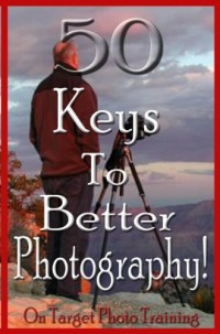 With 96 reviews, 50 Keys To Better Photography! is today's highest-rated free Kindle book.