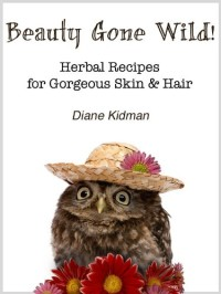 Beauty Gone Wild! Herbal Recipes for Gorgeous Skin & Hair is today's highest-rated free Kindle book.