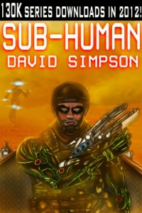 Sub-Human is today's highest-rated free Kindle book.