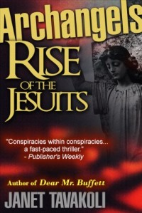 Action/adventure novel Archangels: Rise of the Jesuits is today's highest-rated free Kindle book.