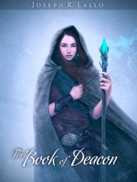 With 600+ reviews, epic fantasy novel The Book of Deacon is today's highest-rated free Kindle book.