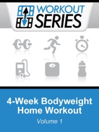 4-Week Bodyweight Home Workout is today's highest-rated free Kindle book.