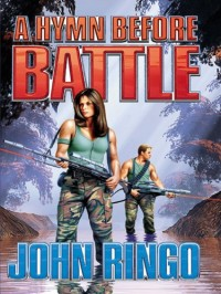 Science fiction novel A Hymn Before Battle is today's highest-rated free Kindle book.